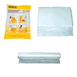 Защитная пленка BiberПленка защитная для ремонта<br>Длина (м): 4,<br>Ширина (м): 5<br>