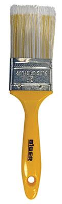 Кисть флейцевая BiberКисти малярные<br>Тип кисти: плоская,<br>Щетина: искуственная,<br>Ширина: 63,<br>Материал рукоятки: древесина<br>