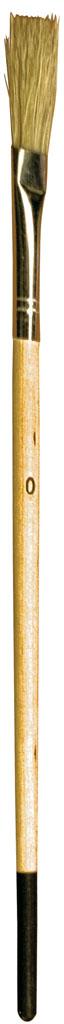 Кисть BiberКисти малярные<br>Тип кисти: плоская,<br>Щетина: натуральная,<br>Ширина: 15,<br>Материал рукоятки: древесина<br>