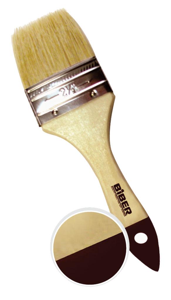 Кисть флейцевая Biber