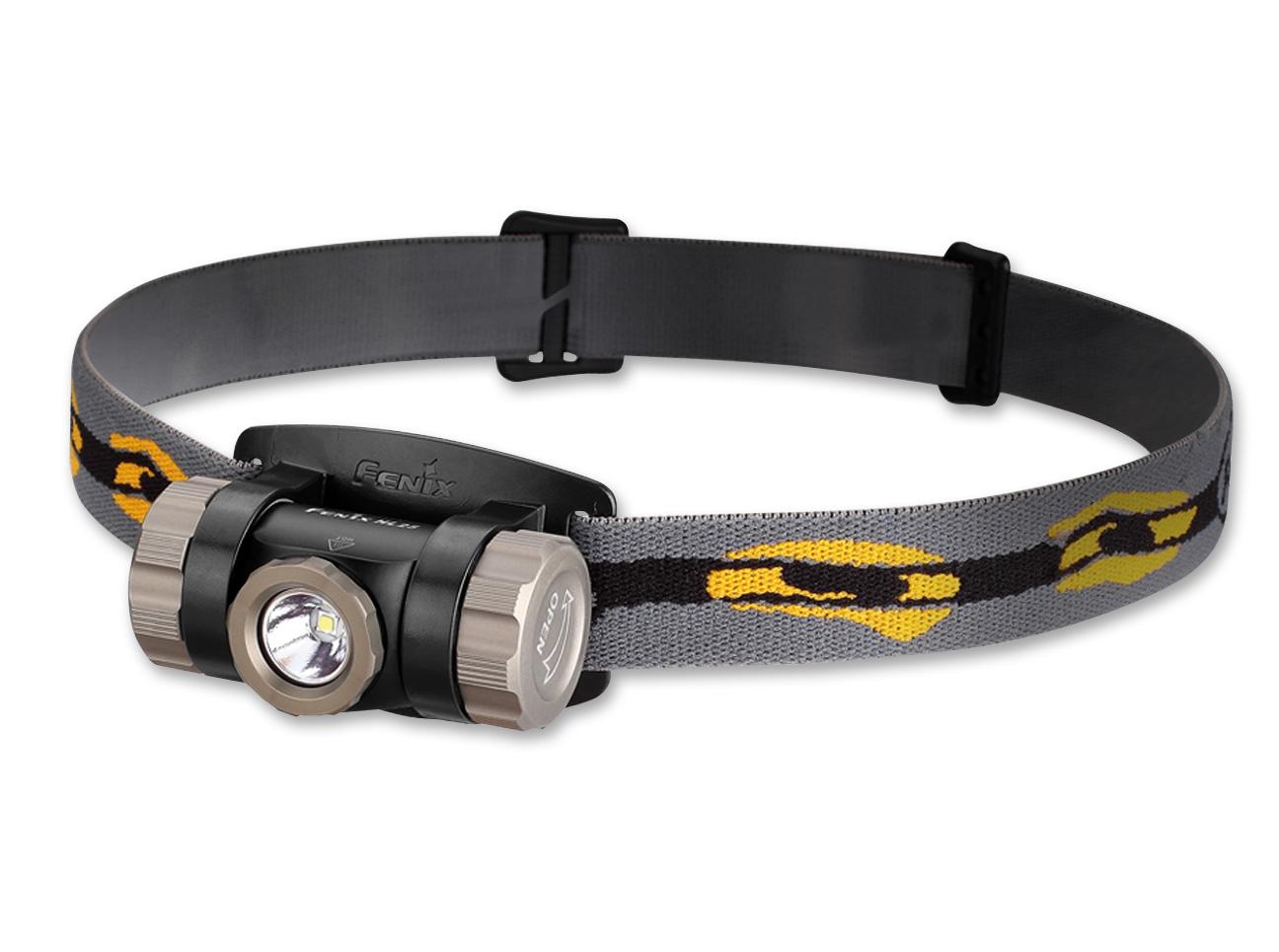 Фонарь FenixФонари<br>Источники питания: AAA,<br>Количество ламп: 1,<br>Тип лампы: светодиодная,<br>Тип: налобный,<br>Степень защиты от пыли и влаги: IP X8<br>