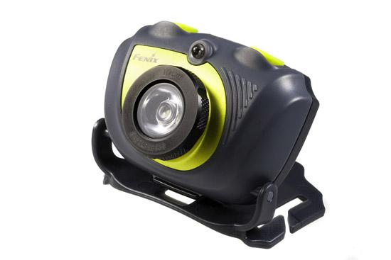 Фонарь FenixФонари<br>Источники питания: AA,<br>Количество ламп: 1,<br>Тип лампы: светодиодная,<br>Тип: налобный,<br>Степень защиты от пыли и влаги: IP X6<br>