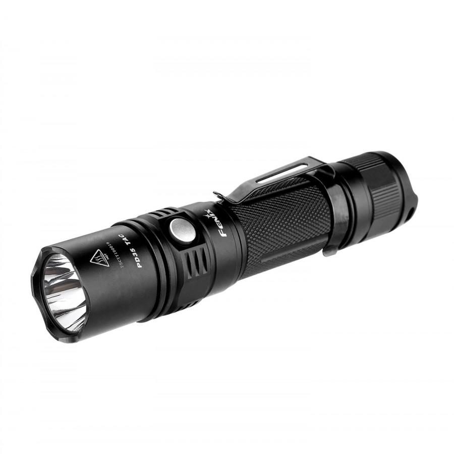 Фонарь FenixФонари<br>Источники питания: CR123,<br>Количество ламп: 1,<br>Тип лампы: светодиодная,<br>Тип: карманный,<br>Степень защиты от пыли и влаги: IP X8<br>