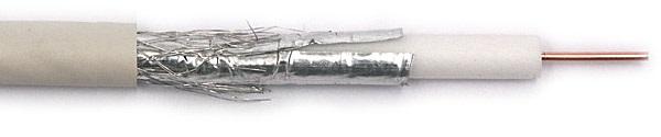 Кабель BeldenПатч-корды и витые пары<br>Тип оболочки: PVC,<br>Количество жил: 1,<br>Тип экрана кабеля: F/UTP,<br>Тип прокладки кабеля: внутренний,<br>Длина (м): 500,<br>Цвет: серый<br>