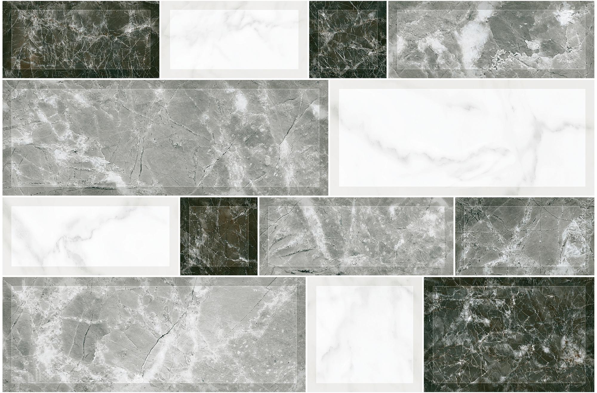 Плитка облицовочная InterceramaКерамическая плитка<br>Коллекция: Grani,<br>Тип: плитка,<br>Место укладки: стены,<br>Назначение плитки: для кухни,<br>Цвет: серый,<br>Поверхность: глянцевая,<br>Размер плитки: 230х350,<br>Толщина: 7.5,<br>Страна происхождения: Украина,<br>Количество в упаковке: 15,<br>м2 в упаковке: 1.2075<br>