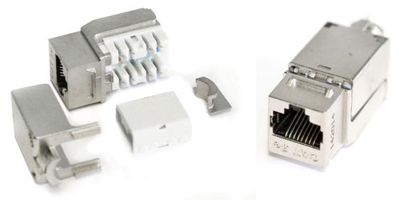 Вставка HyperlineАксессуары для серверного оборудования<br>Тип: вставка,<br>Материал: пластик<br>