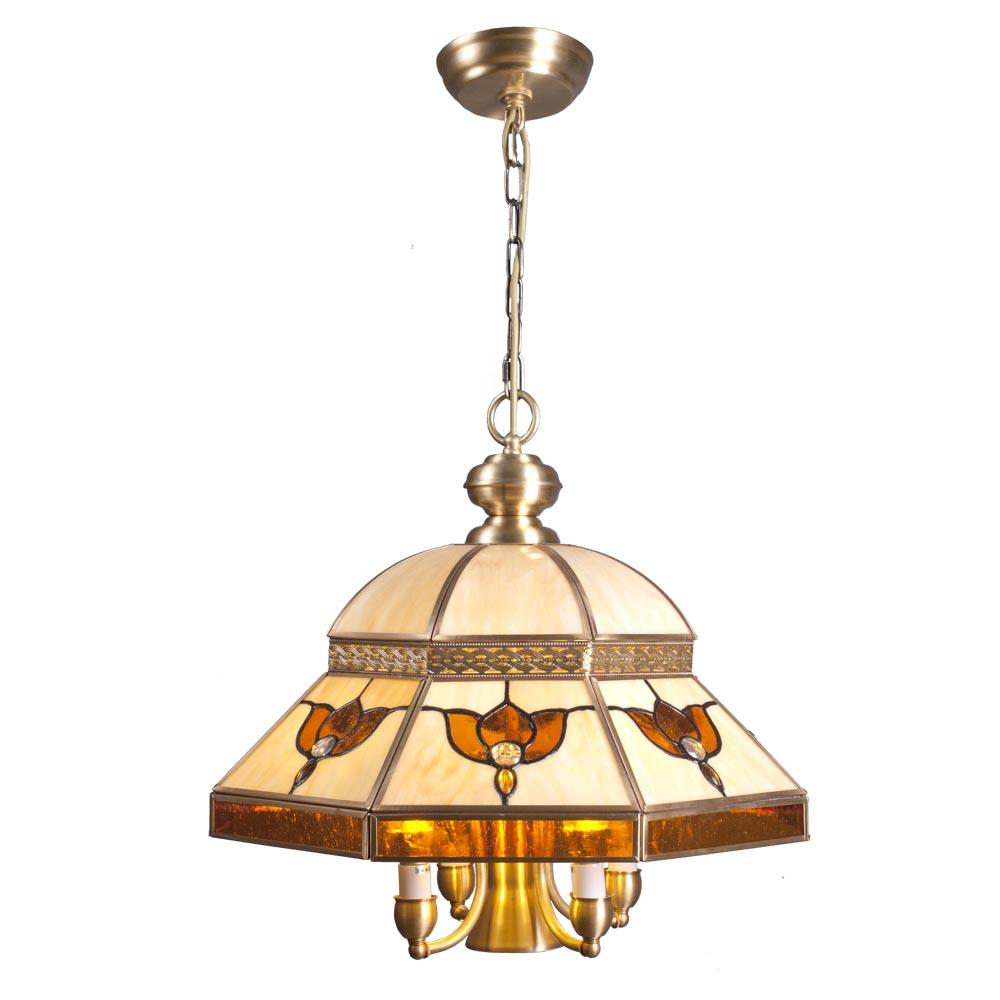 Люстра МАКСИСВЕТЛюстры<br>Назначение светильника: для гостиной, Стиль светильника: классика, Тип: потолочная, Материал плафона: стекло, Материал арматуры: металл, Диаметр: 500, Высота: 430, Количество ламп: 5, Тип лампы: накаливания, Мощность: 40, Патрон: Е14, Е27, Цвет арматуры: бронза, Родина бренда: Россия, Коллекция: 4687<br>