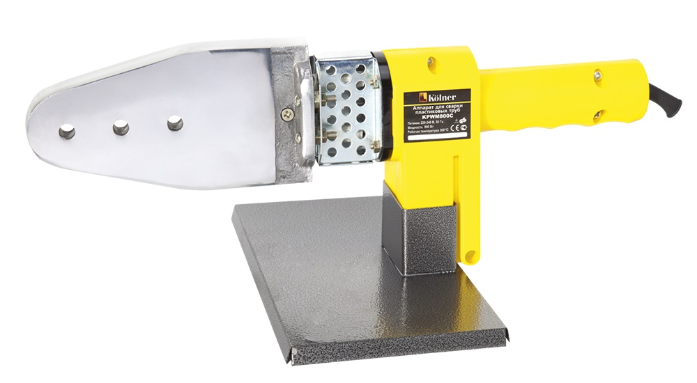Аппарат для сварки пластиковых труб Kolner
