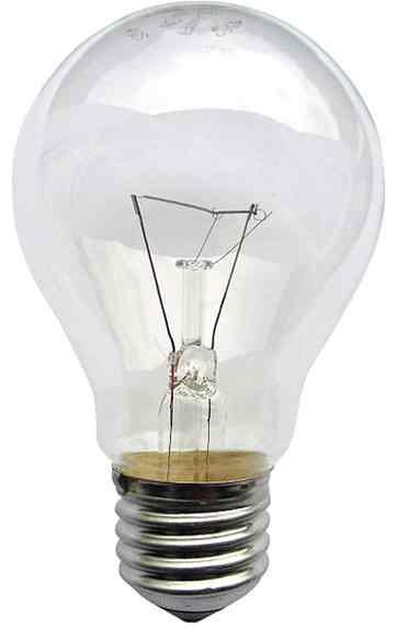 Лампа накаливания ТДМ