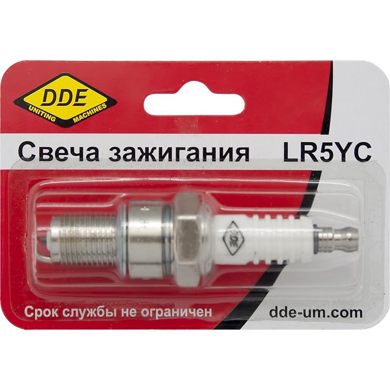 Lr5yc, Свеча зажигания