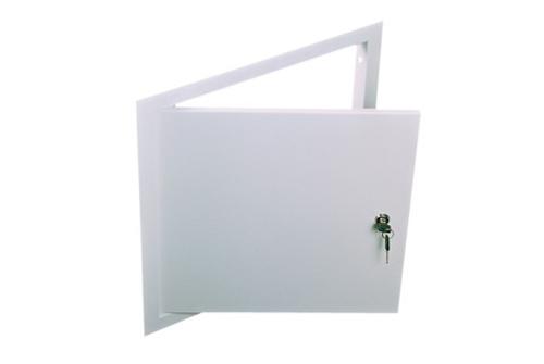 Люк ХАММЕРРевизионные и сантехнические люки<br>Ширина: 200, Высота: 400, Материал: сталь, Метод открывания: распашная дверца, Схема открывания: распашная дверца, Материал петли: сталь, Количество створок: одностворчатый<br>