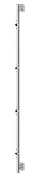 Штанга FbsАксессуары для ванной комнаты<br>Назначение аксессуара: штанга,<br>Цвет покрытия: хром,<br>Материал: металл,<br>Высота: 949,<br>Глубина: 67,<br>Способ крепления: на стену<br>