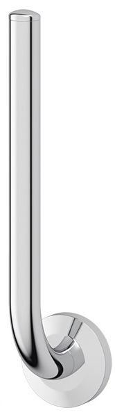 Держатель FbsДержатели для ванной комнаты<br>Назначение: для туалетной бумаги,<br>Цвет покрытия: хром,<br>Материал: металл,<br>Способ крепления: на стену,<br>Высота: 266,<br>Ширина: 60,<br>Глубина: 74<br>