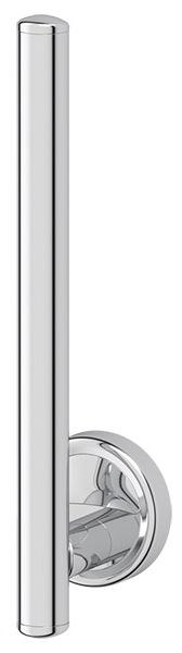 Держатель FbsДержатели для ванной комнаты<br>Назначение: для туалетной бумаги,<br>Цвет покрытия: хром,<br>Материал: металл,<br>Способ крепления: на стену,<br>Высота: 245,<br>Ширина: 60,<br>Глубина: 62<br>