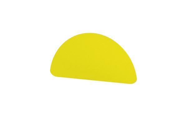 Декор FbsАксессуары для ванной комнаты<br>Назначение аксессуара: декоративный элемент,<br>Цвет покрытия: желтый,<br>Материал: пластик<br>