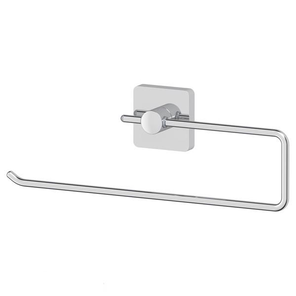Полотенцедержатель ElluxДержатели для ванной комнаты<br>Назначение: для полотенца,<br>Цвет покрытия: хром,<br>Материал: металл,<br>Способ крепления: на стену,<br>Высота: 100,<br>Ширина: 282,<br>Глубина: 32<br>