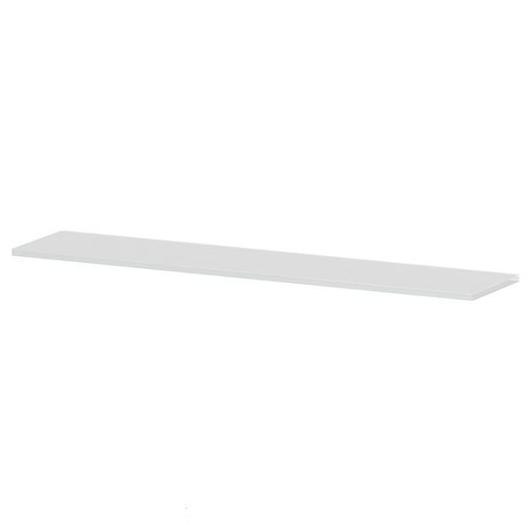 Полка ElluxПолки для ванной<br>Материал: стекло, Количество ярусов: 1, Цвет покрытия: стекло матовое, Высота: 0.8, Ширина: 60, Глубина: 13, Способ крепления: на стену<br>