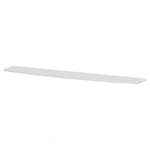 Полка ElluxПолки для ванной<br>Материал: стекло, Количество ярусов: 1, Цвет покрытия: стекло матовое, Высота: 0.8, Ширина: 70, Глубина: 13, Способ крепления: на стену<br>
