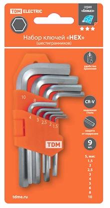 Набор ключей ТДМ
