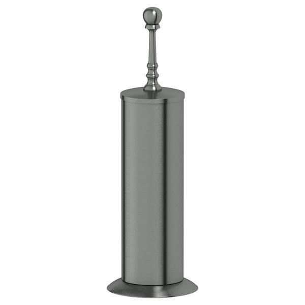 Ёршик 3scАксессуары для ванной комнаты<br>Назначение аксессуара: ёршик для унитаза,<br>Цвет покрытия: серебряный,<br>Материал: металл,<br>Высота: 368,<br>Ширина: 118,<br>Способ крепления: на пол<br>