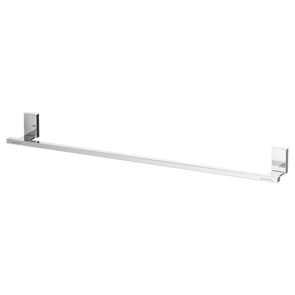 Полотенцедержатель LineagДержатели для ванной комнаты<br>Назначение: для полотенца,<br>Цвет покрытия: хром,<br>Материал: металл,<br>Способ крепления: на стену,<br>Высота: 50,<br>Ширина: 600,<br>Глубина: 70<br>
