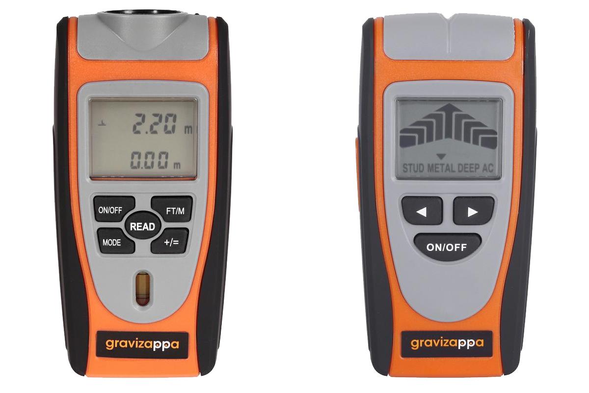 Набор: Дальномер ультразвуковой HammerДальномеры<br>Дальность: 16,<br>Точность: +-0.5%,<br>Тип: ультразвуковой,<br>Количество точек начала отсчета: 1,<br>Длина волны: 650,<br>Класс лазера: 2,<br>Температура: 0-50,<br>Гарантия: 36<br>