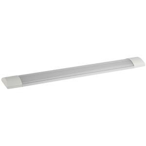 Светильник для производственных помещений ЭРАСветильники офисные, промышленные<br>Назначение светильника: офисный,<br>Тип лампы: светодиодная,<br>Мощность: 20,<br>Патрон: LED,<br>Цвет: серый,<br>Длина (мм): 616,<br>Ширина: 75,<br>Диаметр: 25<br>