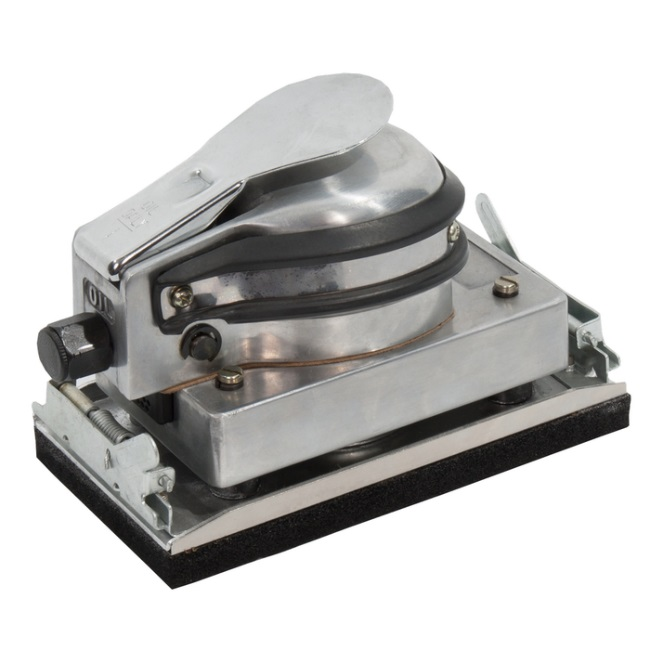 Машинка шлифовальная прямая пневматическая Quattro elementi