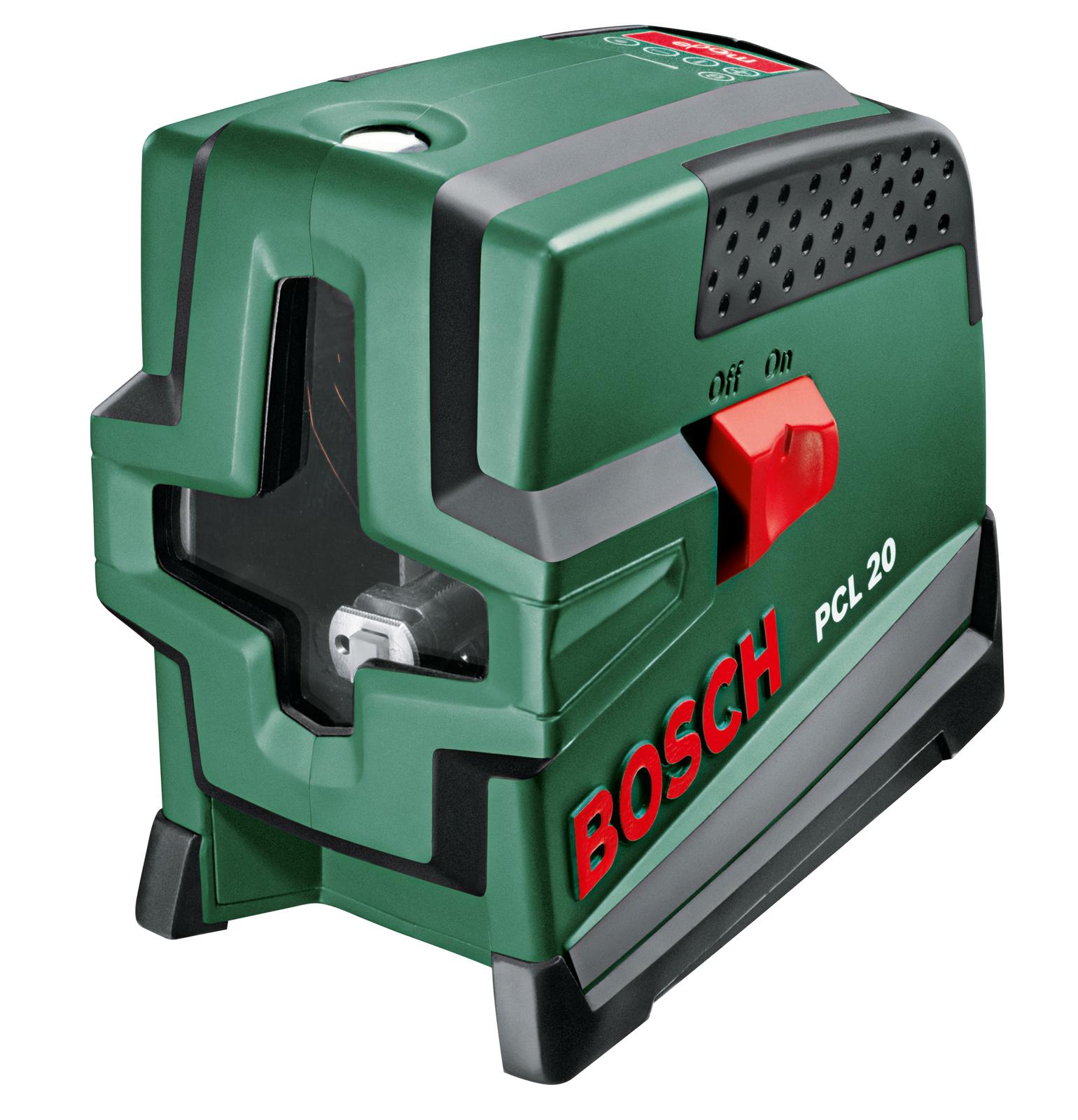 Уровень Bosch Pcl 20
