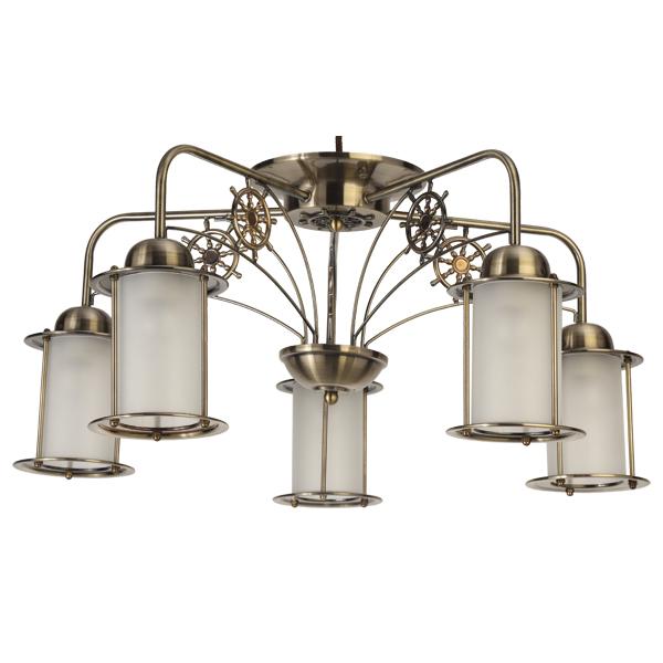 Люстра Natali kovaltsevaЛюстры<br>Назначение светильника: для гостиной,<br>Стиль светильника: классика,<br>Тип: потолочная,<br>Материал светильника: металл, стекло,<br>Материал плафона: стекло,<br>Материал арматуры: металл,<br>Диаметр: 730,<br>Высота: 350,<br>Количество ламп: 5,<br>Тип лампы: накаливания,<br>Мощность: 60,<br>Патрон: Е27,<br>Цвет арматуры: белый,<br>Коллекция: SEA<br>