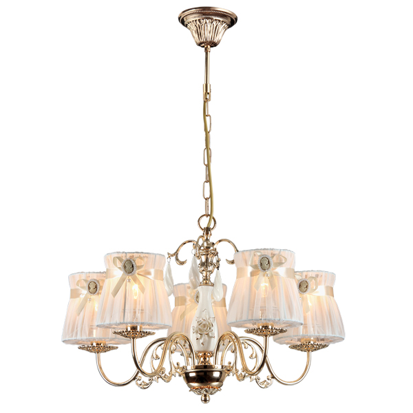 Люстра Natali kovaltsevaЛюстры<br>Назначение светильника: для гостиной,<br>Стиль светильника: классика,<br>Тип: подвесная,<br>Материал светильника: металл, хрусталь,<br>Материал плафона: хрусталь,<br>Материал арматуры: металл,<br>Диаметр: 570,<br>Высота: 360,<br>Количество ламп: 5,<br>Тип лампы: накаливания,<br>Мощность: 40,<br>Патрон: Е14,<br>Цвет арматуры: золото,<br>Коллекция: NATALI<br>