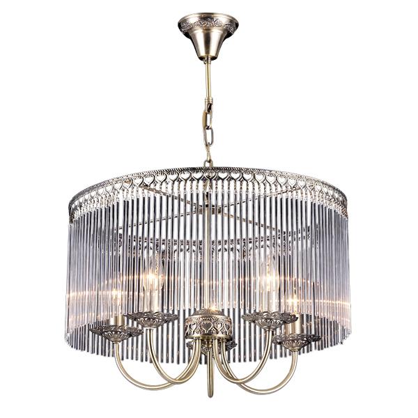 Люстра Natali kovaltsevaЛюстры<br>Назначение светильника: для гостиной,<br>Стиль светильника: классика,<br>Тип: подвесная,<br>Материал светильника: металл, хрусталь,<br>Материал плафона: хрусталь,<br>Материал арматуры: металл,<br>Диаметр: 500,<br>Высота: 320,<br>Количество ламп: 5,<br>Тип лампы: накаливания,<br>Мощность: 60,<br>Патрон: Е14,<br>Цвет арматуры: белый<br>
