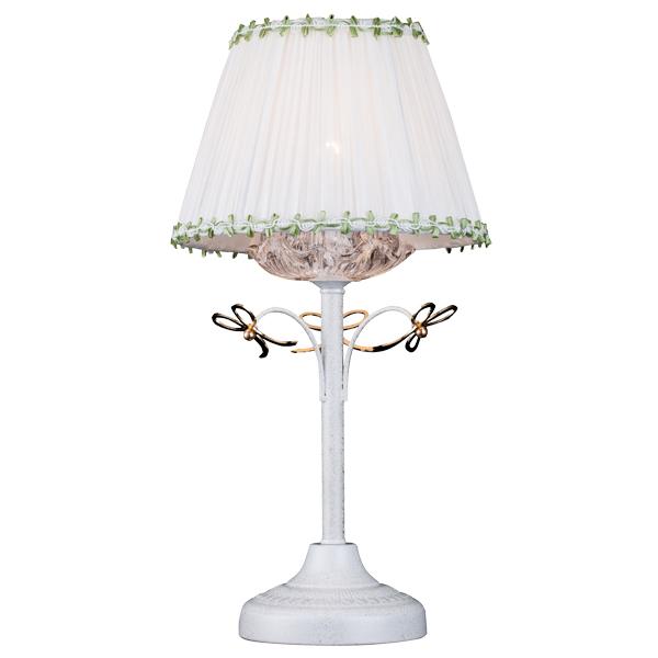 Лампа настольная Natali kovaltsevaЛампы настольные<br>Тип настольной лампы: декоративная,<br>Назначение светильника: для комнаты,<br>Стиль светильника: кантри,<br>Материал светильника: металл, ткань,<br>Длина (мм): 220,<br>Ширина: 220,<br>Высота: 440,<br>Количество ламп: 1,<br>Тип лампы: накаливания,<br>Мощность: 40,<br>Патрон: Е14,<br>Цвет арматуры: белый<br>