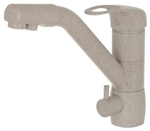 Смеситель HarteСмесители<br>Назначение смесителя: для кухонной мойки,<br>Тип управления смесителя: однорычажный,<br>Цвет покрытия: песочный,<br>Стиль смесителя: модерн,<br>Монтаж смесителя: горизонтальный,<br>Тип установки смесителя: на мойку (раковину),<br>Материал смесителя: латунь,<br>Излив: традиционный,<br>Родина бренда: Германия,<br>Длина (мм): 235,<br>Высота: 170<br>