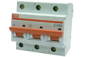Автомат ТДМАвтоматические выключатели<br>Номинальный ток: 10,<br>Тип выключателя: автомат,<br>Номинальная отключающая способность: 10000,<br>Степень защиты от пыли и влаги: IP 20<br>