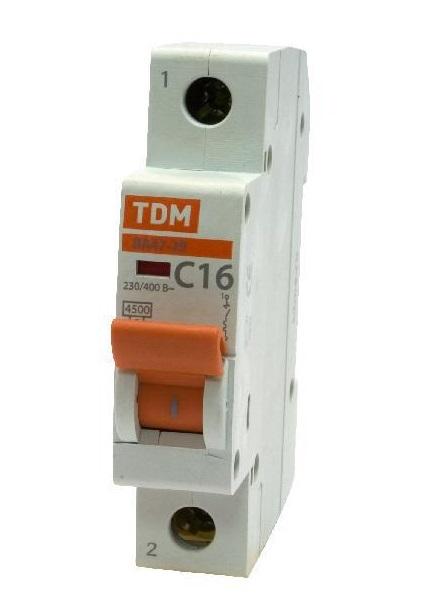 Автомат ТДМ