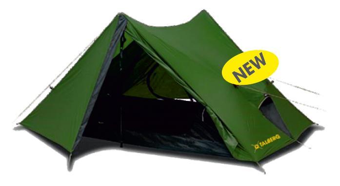 Палатка TalbergПалатки<br>Тип палатки: кемпинговый, Назначение палатки: туризм, Количество мест: 2, Количество комнат: 1, Количество входов: 2, Форма палатки: треугольная, Сезон: 3 сезона, Размеры: 5350х5600х2100, Длина (мм): 5350, Ширина: 5600, Высота: 2100, Количество слоев тента: 1, Родина бренда: Германия, Материал: полиэстер<br>
