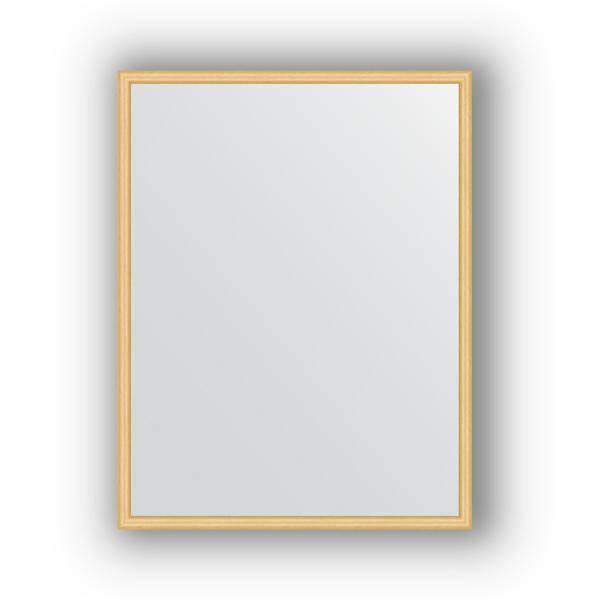 Зеркало EvoformЗеркала<br>Высота: 670, Ширина: 870, Форма зеркала: прямоугольник, Назначение: для ванной, прихожей, гостиной, Зеркало в багете: есть, Цвет рамы: сосна, Коллекция: DEFINITE<br>