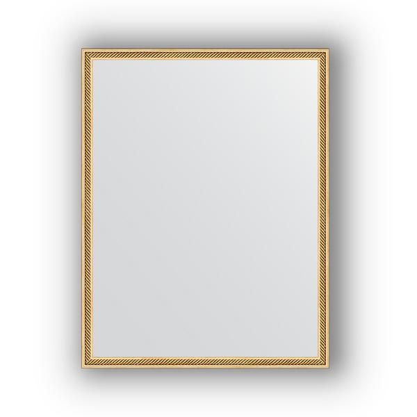 Зеркало EvoformЗеркала<br>Высота: 680, Ширина: 880, Форма зеркала: прямоугольник, Назначение: для ванной, прихожей, гостиной, Зеркало в багете: есть, Цвет рамы: витое золото, Коллекция: DEFINITE<br>