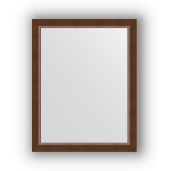 Зеркало EvoformЗеркала<br>Высота: 760,<br>Ширина: 960,<br>Форма зеркала: прямоугольник,<br>Назначение: для ванной, прихожей, гостиной,<br>Зеркало в багете: есть,<br>Цвет рамы: орех,<br>Коллекция: DEFINITE<br>