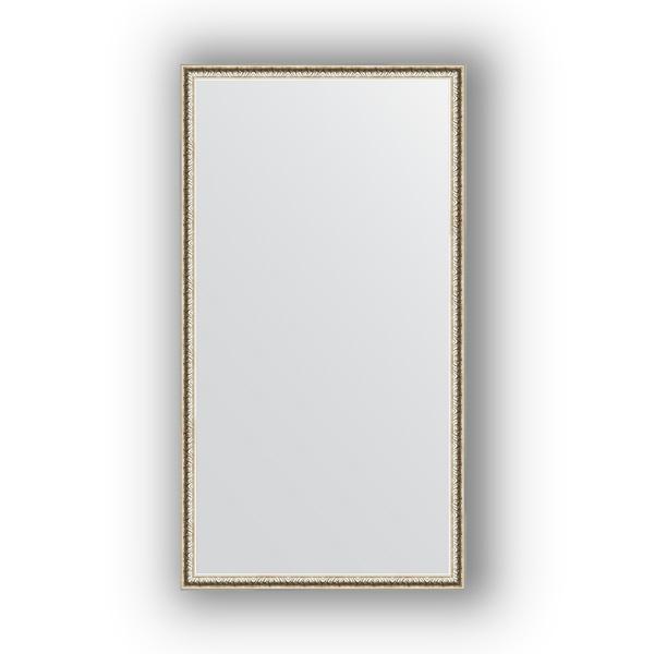 Зеркало EvoformЗеркала<br>Высота: 710,<br>Ширина: 1310,<br>Форма зеркала: прямоугольник,<br>Назначение: для ванной, прихожей, гостиной,<br>Зеркало в багете: есть,<br>Цвет рамы: мельхиор,<br>Коллекция: DEFINITE<br>