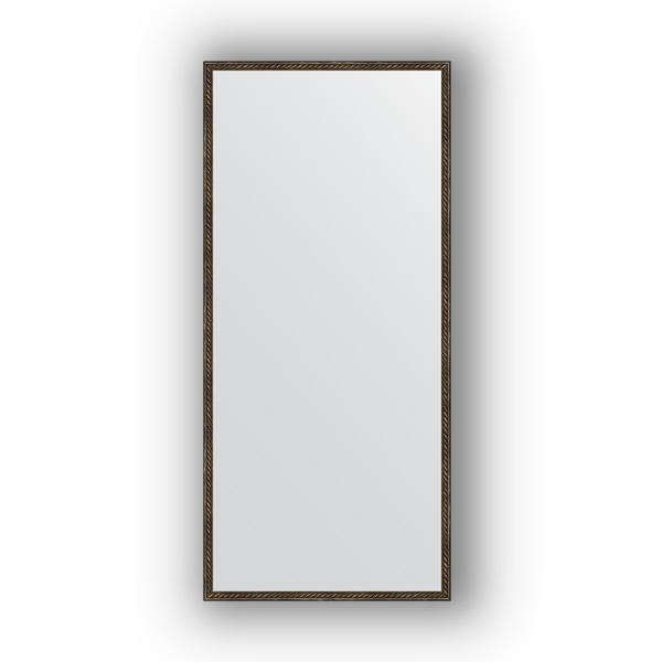 Зеркало EvoformЗеркала<br>Высота: 680,<br>Ширина: 1480,<br>Форма зеркала: прямоугольник,<br>Назначение: для ванной, прихожей, гостиной,<br>Зеркало в багете: есть,<br>Цвет рамы: витая бронза,<br>Коллекция: DEFINITE<br>