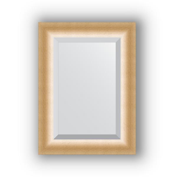 Зеркало EvoformЗеркала<br>Высота: 560,<br>Ширина: 760,<br>Форма зеркала: прямоугольник,<br>Назначение: для ванной, прихожей, гостиной,<br>Зеркало в багете: есть,<br>Цвет рамы: травленое золото,<br>Коллекция: EXCLUSIVE<br>