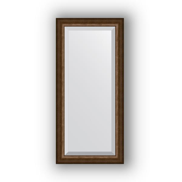 Зеркало EvoformЗеркала<br>Высота: 520,<br>Ширина: 1120,<br>Форма зеркала: прямоугольник,<br>Назначение: для ванной, прихожей, гостиной,<br>Зеркало в багете: есть,<br>Цвет рамы: старая бронза,<br>Коллекция: EXCLUSIVE<br>