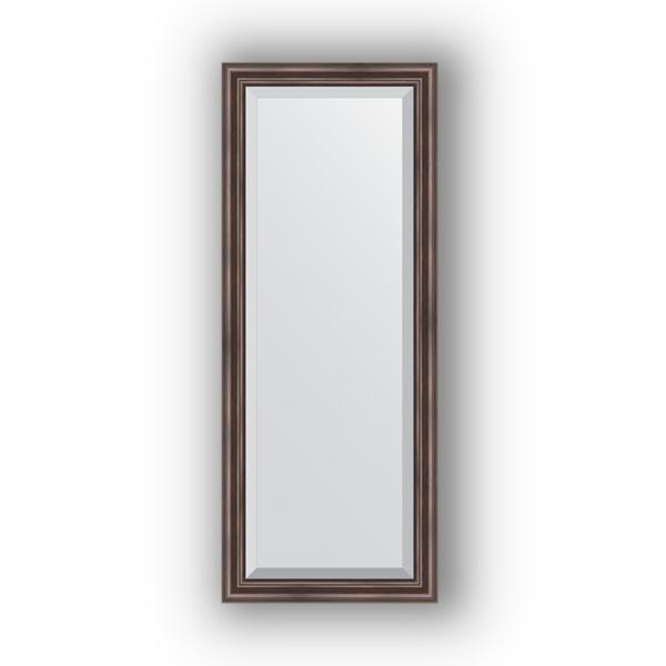 Зеркало EvoformЗеркала<br>Высота: 560,<br>Ширина: 1410,<br>Форма зеркала: прямоугольник,<br>Назначение: для ванной, прихожей, гостиной,<br>Зеркало в багете: есть,<br>Цвет рамы: палисандр,<br>Коллекция: EXCLUSIVE<br>