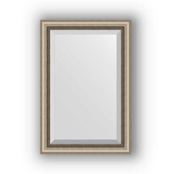 Зеркало EvoformЗеркала<br>Высота: 630,<br>Ширина: 930,<br>Форма зеркала: прямоугольник,<br>Назначение: для ванной, прихожей, гостиной,<br>Зеркало в багете: есть,<br>Цвет рамы: старое серебро,<br>Коллекция: EXCLUSIVE<br>