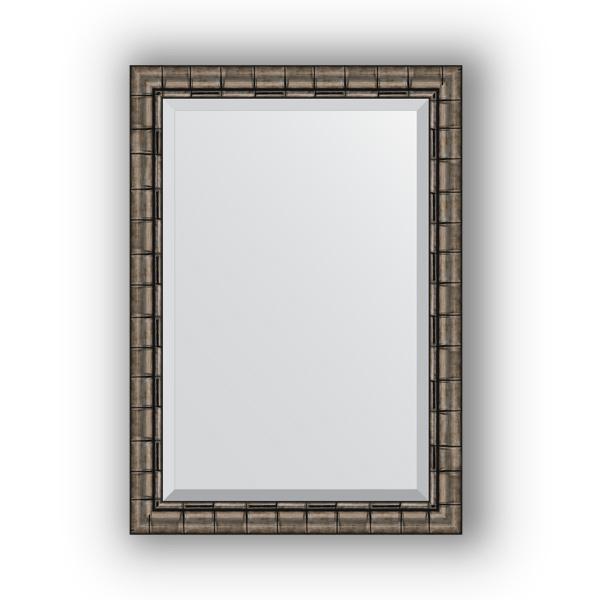 Зеркало EvoformЗеркала<br>Высота: 730, Ширина: 1030, Форма зеркала: прямоугольник, Назначение: для ванной, прихожей, гостиной, Зеркало в багете: есть, Цвет рамы: старый бамбук, Коллекция: EXCLUSIVE<br>