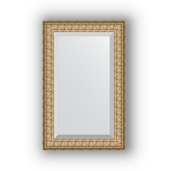 Зеркало EvoformЗеркала<br>Высота: 530,<br>Ширина: 830,<br>Форма зеркала: прямоугольник,<br>Назначение: для ванной, прихожей, гостиной,<br>Зеркало в багете: есть,<br>Цвет рамы: медный эльдорадо,<br>Коллекция: EXCLUSIVE<br>