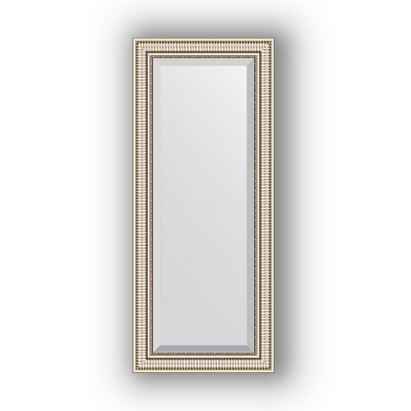 Зеркало EvoformЗеркала<br>Высота: 620,<br>Ширина: 1470,<br>Форма зеркала: прямоугольник,<br>Назначение: для ванной, прихожей, гостиной,<br>Зеркало в багете: есть,<br>Цвет рамы: серебряный акведук,<br>Коллекция: EXCLUSIVE<br>