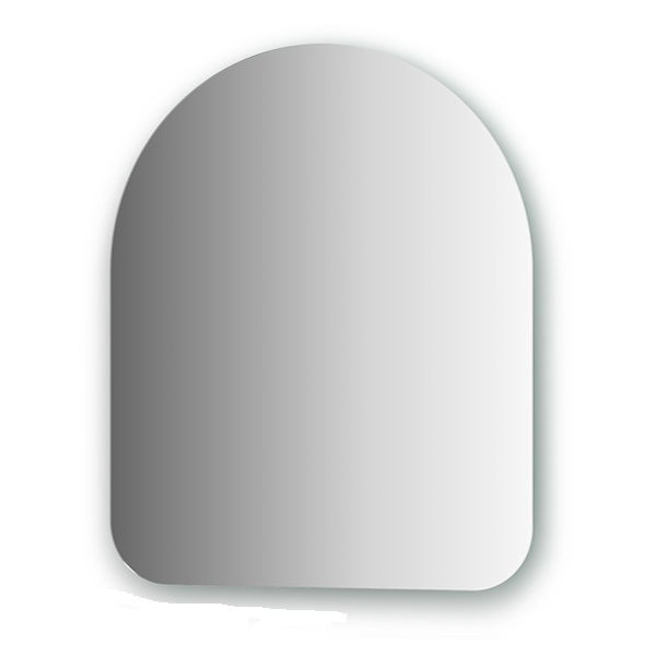 Зеркало FbsЗеркала<br>Высота: 600,<br>Ширина: 500,<br>Форма зеркала: арка,<br>Назначение: для ванной, прихожей,<br>Коллекция: PRIMA<br>